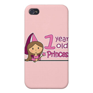 Princess Age 1 Case For The iPhone 4