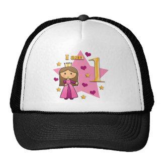 Princess Age 1 Trucker Hat