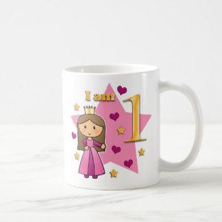 Princess Age 1 Mugs
