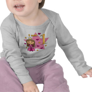 Princess Age 1 Tee Shirt