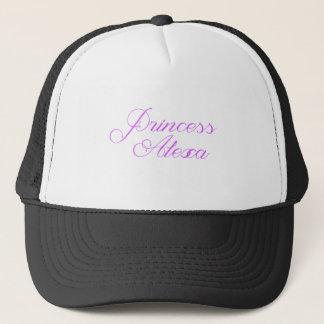 Princess Alexa Trucker Hat