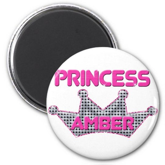 Princess Amber Magnet