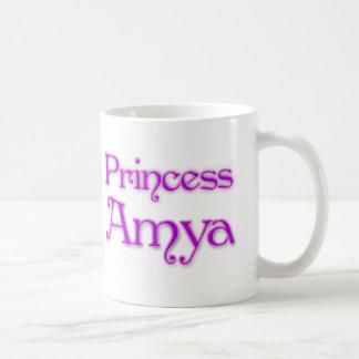 Princess Amya Mugs