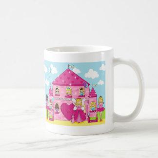 Princess and Ballerina Party Palace Coffee Mug