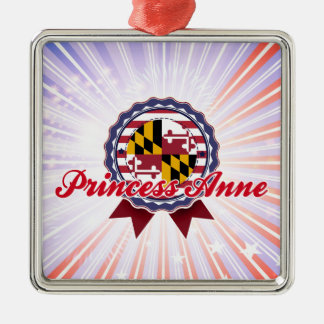 Princess Anne, MD Christmas Ornaments
