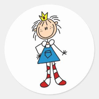 Princess Annie Sticker