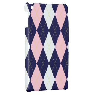 Princess Argyle iPad Mini Cases