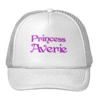 Princess Averie Mesh Hat