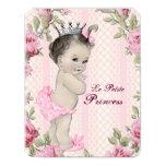Princess Baby Shower Custom Invites