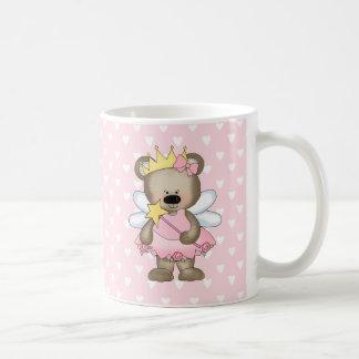 Princess Bear Coffee Mug
