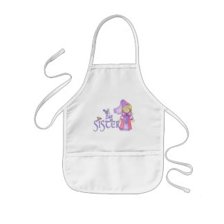 Princess Big Sister Apron