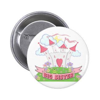 PRINCESS BIG SISTER PIN