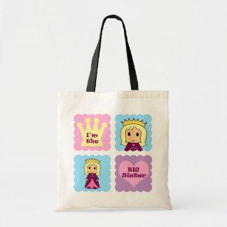 Princess Big Sister Bag