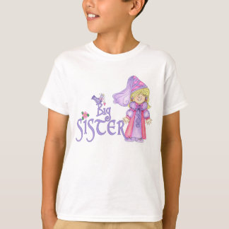 Princess Big Sister T-shirts