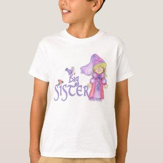 Princess Big Sister T-shirts