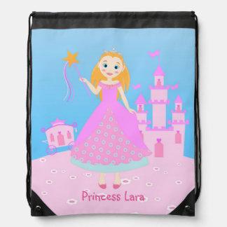 Princess Birthday Party Rucksacks