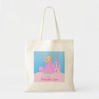 Princess Birthday Party Budget Tote Bag