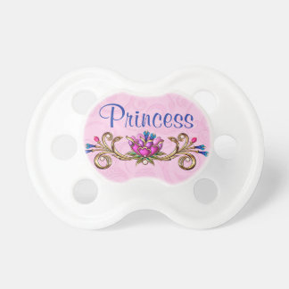 Princess Boggin-Head Pacifier