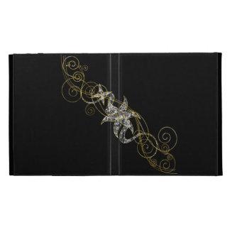 Princess Boquet iPad Folio Cases