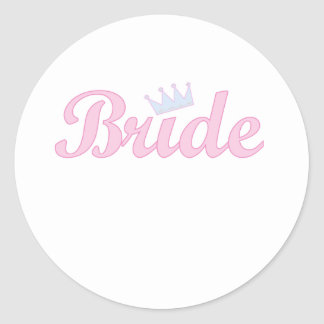 Princess Bride Round Sticker