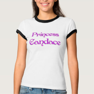 Princess Candace Tee Shirt