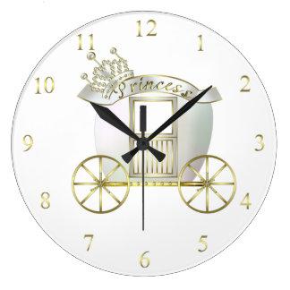 Princess Carriage Clock