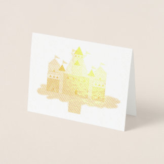 Princess Castle Foil Card