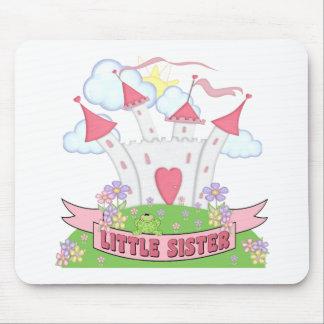 Princess Castle Little Sister Mouse Mat