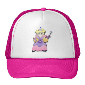 Princess Casts a Spell Mesh Hat