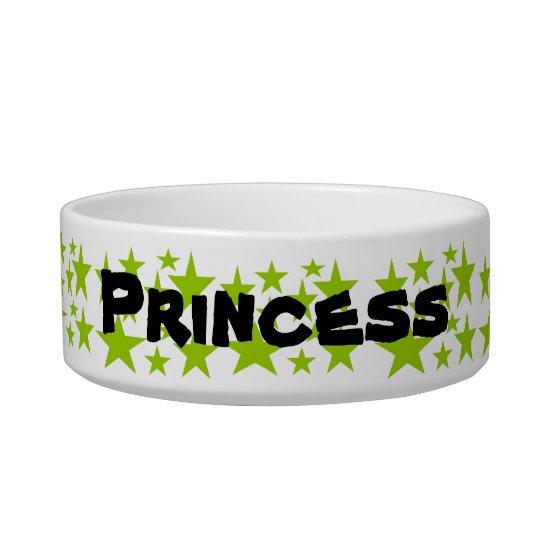 Princess Cat Bowl