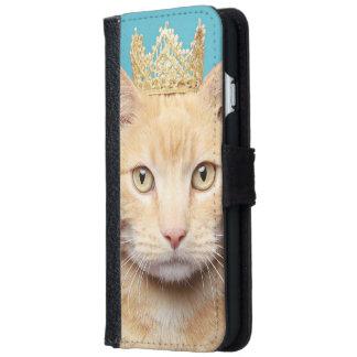 Princess Cat iPhone 6 Wallet Case