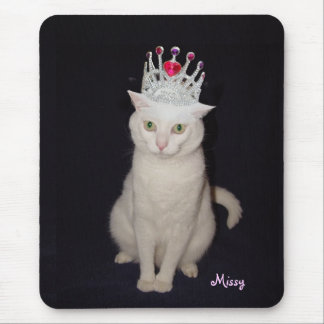 Princess Cat Mouse Mat