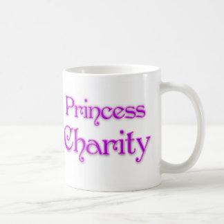 Princess Charity Coffee Mugs