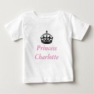 Princess Charlotte Baby T-Shirt