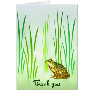 Princess Charming Thank You Card