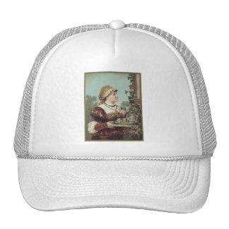 Princess Chocolate Trade Card Mesh Hat