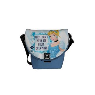 Princess Cinderella Commuter Bag