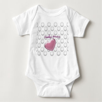 Princess Collection Baby Bodysuit