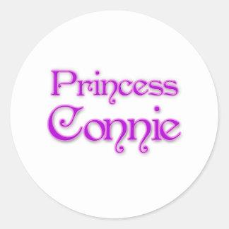 Princess Connie Sticker
