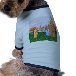 Princess Cows and the Frog Pet Clothes