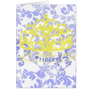 Princess Crown Card
