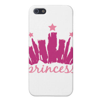 Princess Crown Cover For iPhone 5/5S