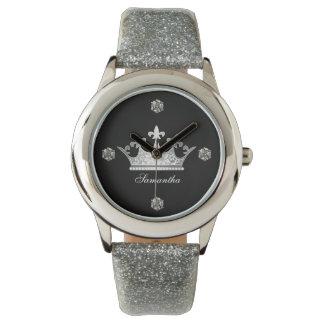 Princess Crown Custom Watch