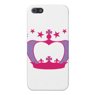 Princess Crown Case For iPhone 5