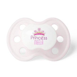 Princess Crown Pacifier