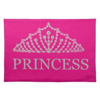 Princess Crown Place Mats