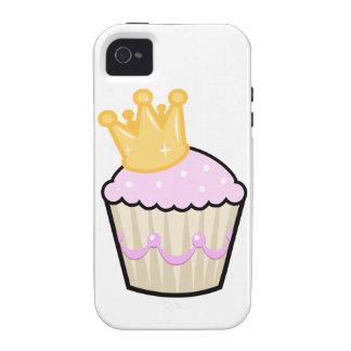 Princess Cupcake iPhone 4 Cover