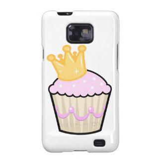 Princess Cupcake Galaxy S2 Cover