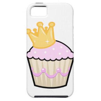 Princess Cupcake Tough iPhone 5 Case