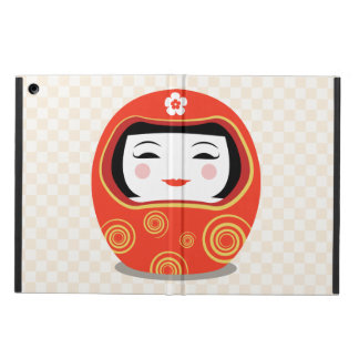 Princess Daruma Doll iPad Air Cover